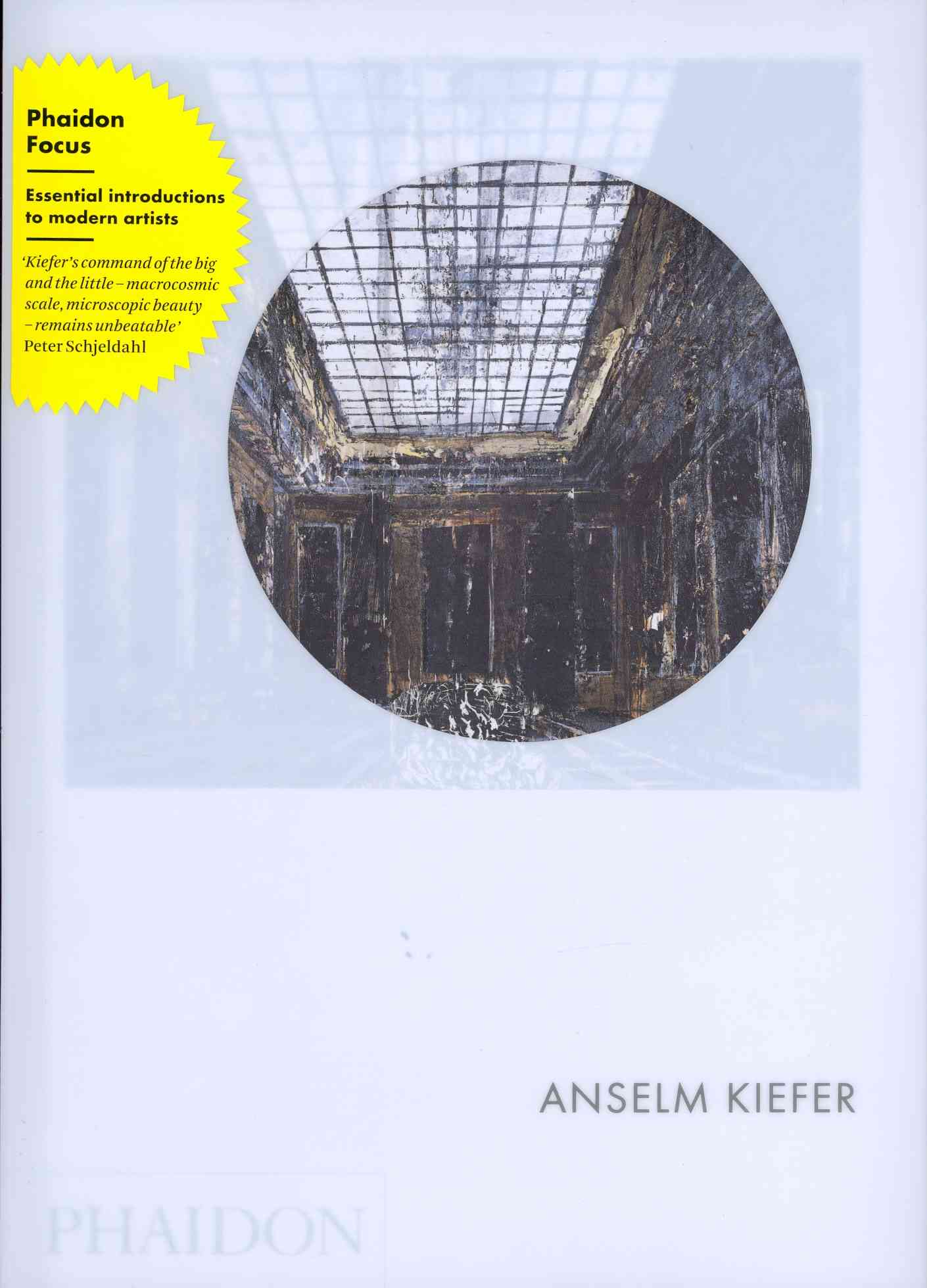 Anselm Kiefer By Biro, Matthew